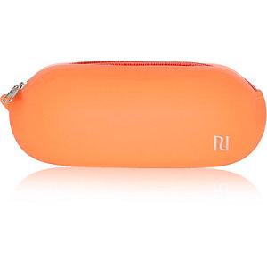 Girls coral sunglasses case