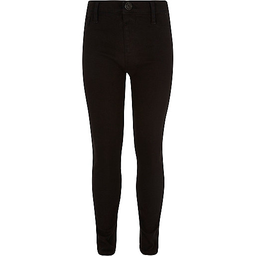 Schwarze Molly-Jeggings