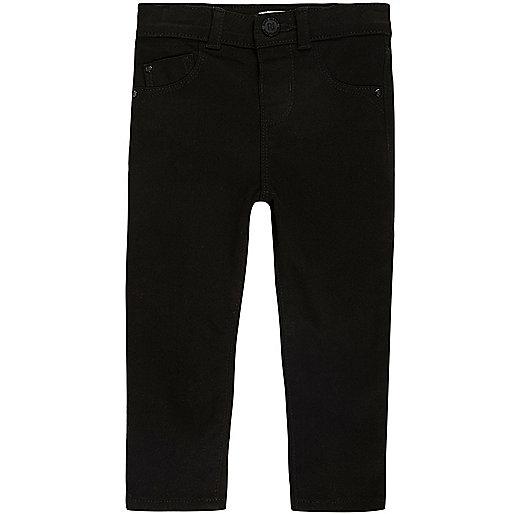 Jean skinny noir pour petite fille