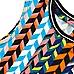 Mini girls multicolored weave jumpsuit