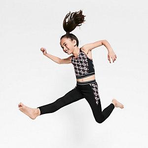 RI Active – Sport-Leggings mit Muster