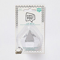 Girls perfect pout mint lip balm