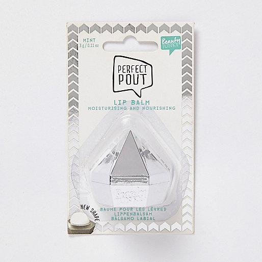 Girls perfect pout mint lip balm