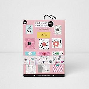 Oh K – Pinker Beauty-Adventskalender