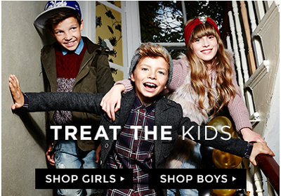 TREAT THE KIDS
