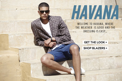 HAVANA - GET THE LOOK