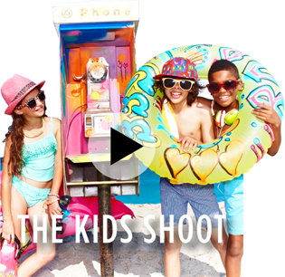 THE KIDS SHOOT