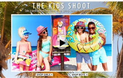 THE KID'S SHOOT