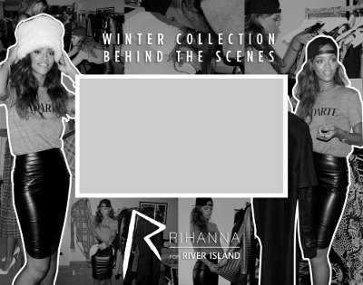 WINTER COLLECTION BEHIND THE SCENES