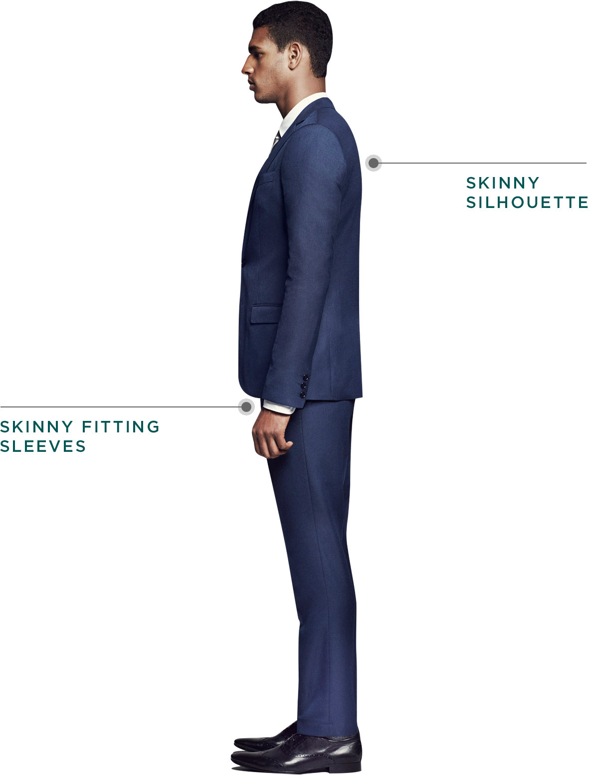 skinny suit guides river island. Black Bedroom Furniture Sets. Home Design Ideas