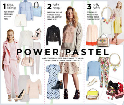 POWER PASTELS