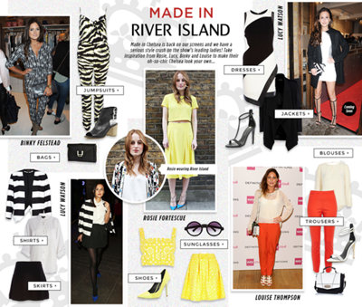 MADE IN RIVER ISLAND
