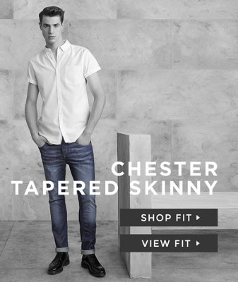Chester Tapered Skinny