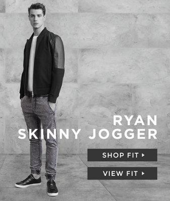 Ryan Skinny Jogger