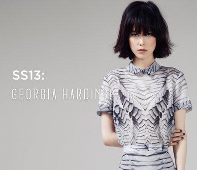 GEORGIA HARDINGE