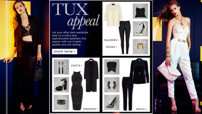 TUX APPEAL