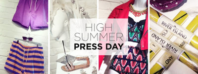 high summer press day