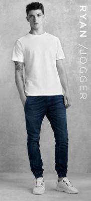 RYAN /JOGGER JEANS