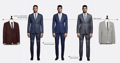 Suits Find Your Fit