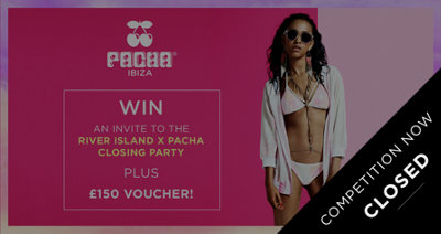 PACHA IBIZA PARTY BLOGGER COMPETITION