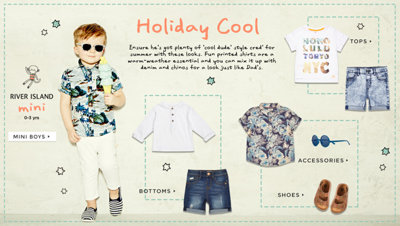 HOLIDAY COOL