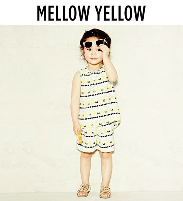 Mellow Yellow at River Island