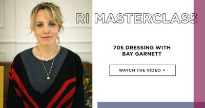 BAY GARNETT 70S MASTERCLASS