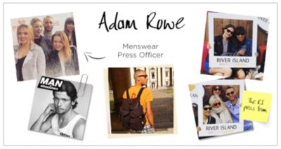 RI INSIDERS MEET ADAM