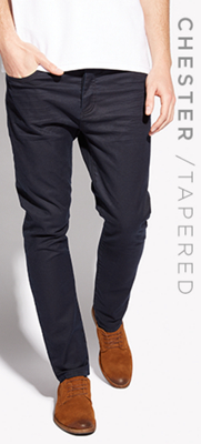 CHESTER /TAPERED JEANS