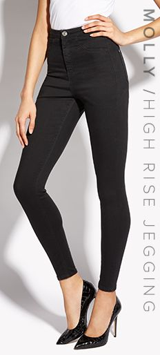 MOLLY / HIGH RISE JEGGING