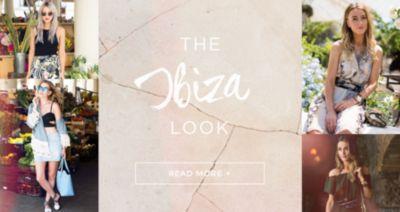THE IBIZA LOOK