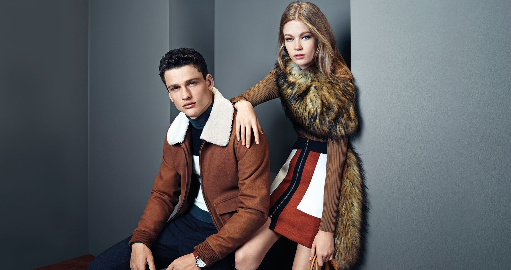 SEE THE AUTUMN WINTER 15 CAMPAIGN