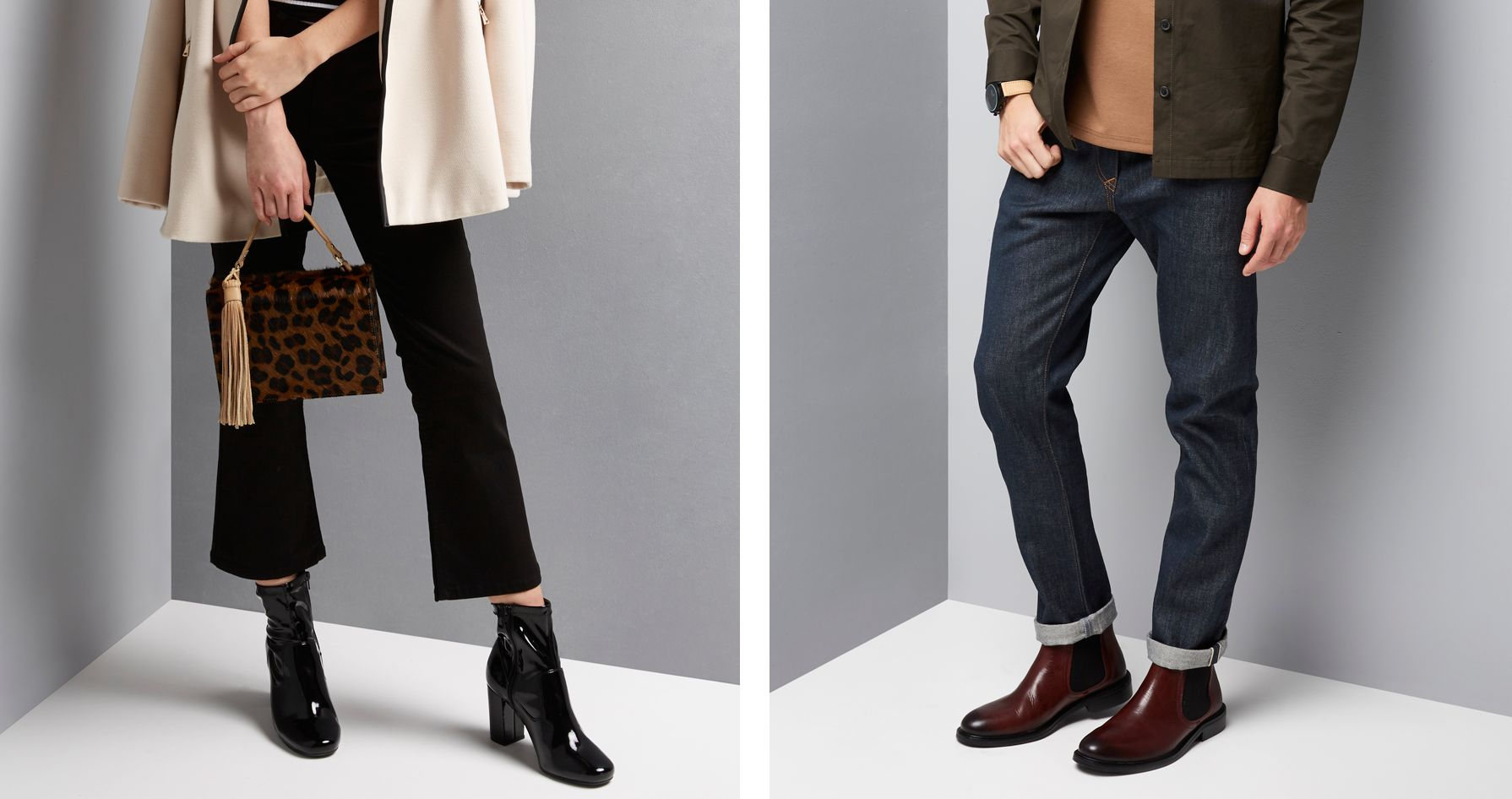 THE BOOTS YOU NEED IN YOUR LIFE