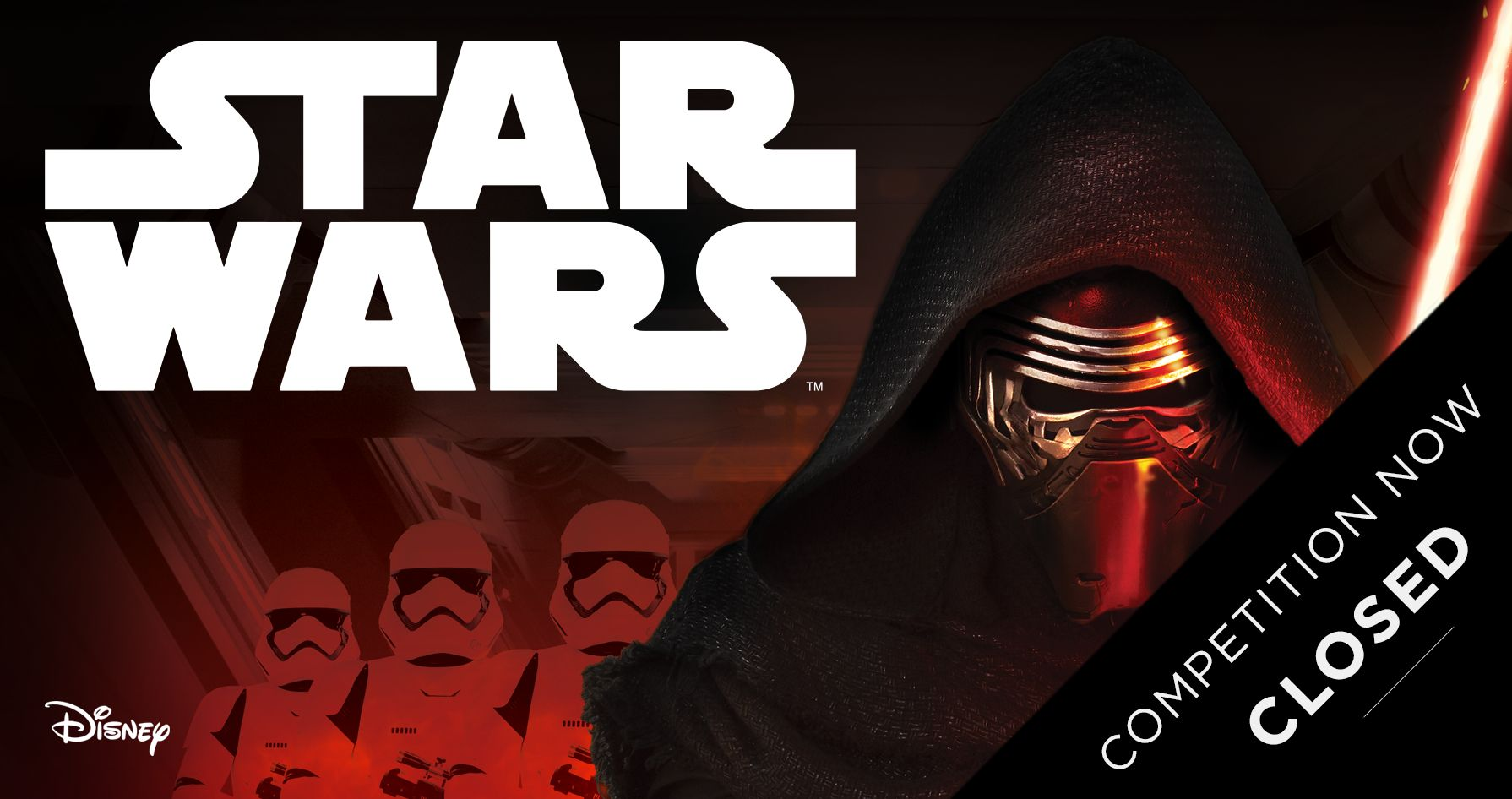 WIN A VIP STAR WARS AT MADAME TUSSAUDS LONDON EXPERIENCE AND HOTEL STAY FOR 4
