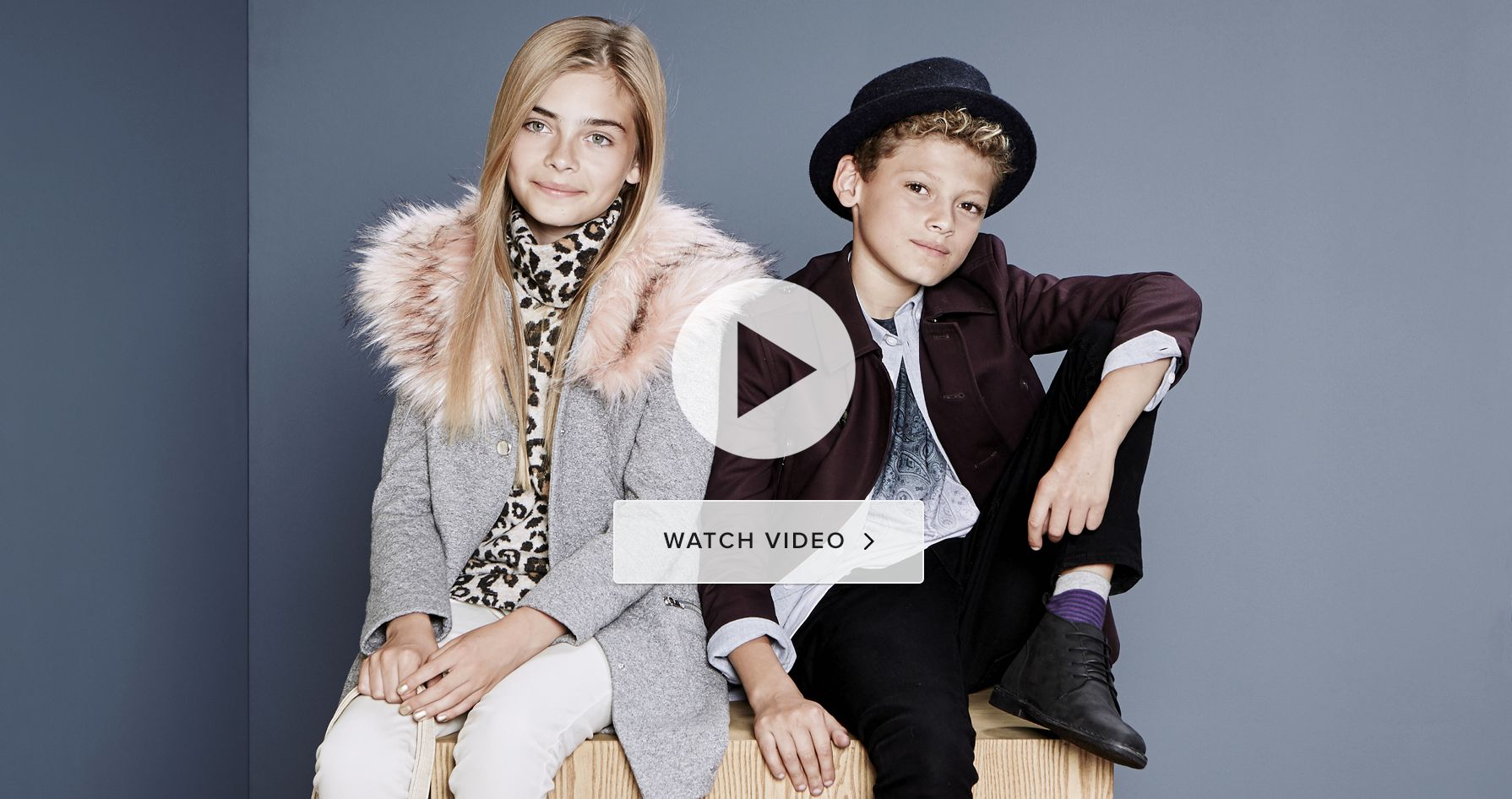 BEHIND THE SCENES KIDSWEAR AW15