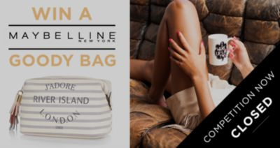 WIN A MAYBELLINE GOODY BAG