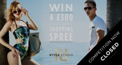 WIN A £300 HOLIDAY SHOPPING SPREE