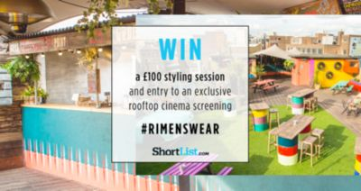 WIN ENTRY TO EXCLUSIVE RIVER ISLAND MENSWEAR EVENT AT THE QUEEN OF HOXTON