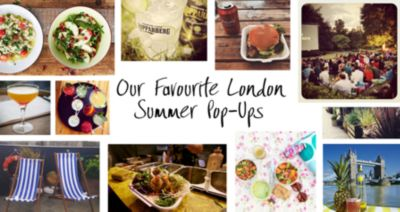 OUR FAVOURITE LONDON SUMMER POP-UPS