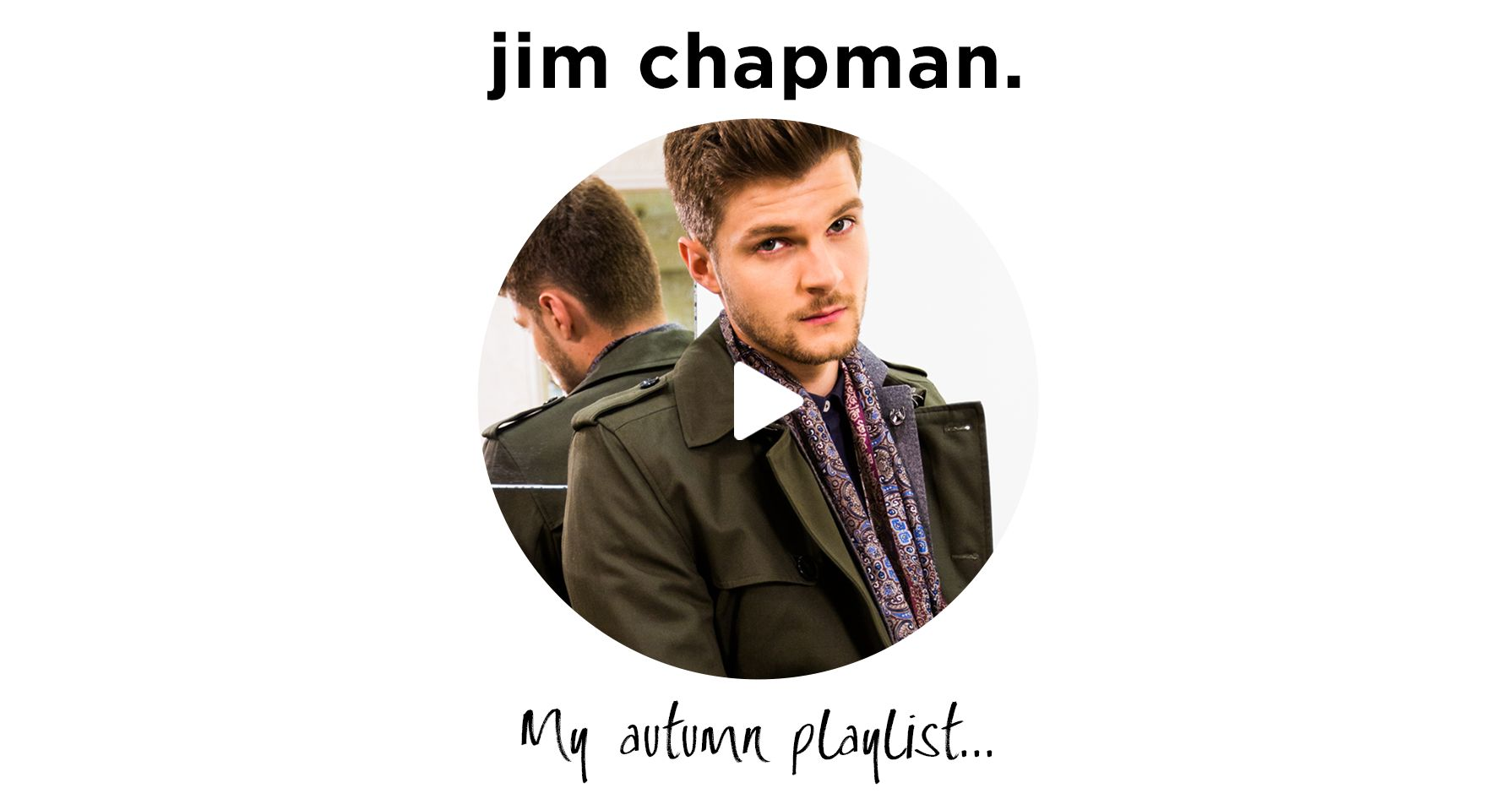 JIM CHAPMAN'S AUTUMN PLAYLIST