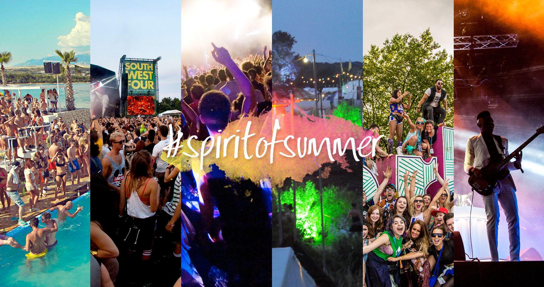 TOP SUMMER FESTIVALS OF 2015