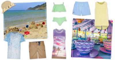 KIDS SUMMER HOLIDAY STYLE