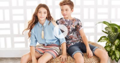 WATCH NOW: BEHIND THE SCNES KIDSWEAR SS16