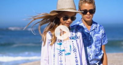 WATCH BEHIND THE SCENES OF OUR SS16 KIDSWEAR CAMPAIGN