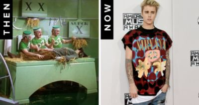HISTORY OF THE GRAPHIC T-SHIRT