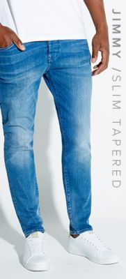 CHESTER / ENG ZULAUFENDE SKINNY JEANS