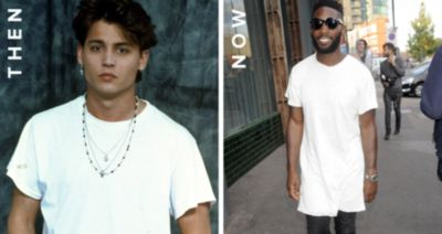 MEN'S STYLE: THE HISTORY OF THE WHITE TEE