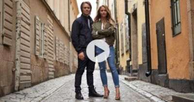 MY STYLE MY CITY: STOCKHOLM DENIM EDITION
