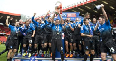 WIN VIP TICKETS TO THE FOOTBALL LEAGUE CHAMPIONSHIP PLAY-OFF FINAL