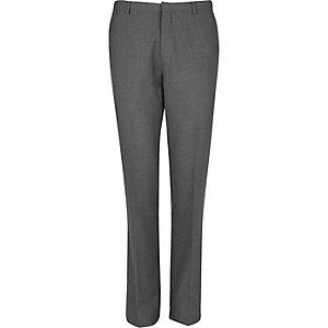 Grey smart pants